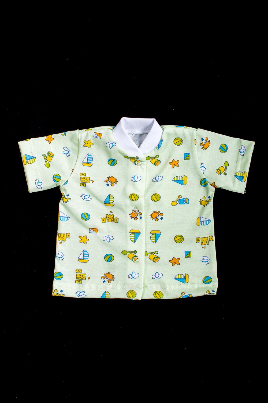 КофточкаКофточки<br>Хлопковая кофточка для новорожденного  В изделии использованы цвета: зеленый и др.  Размер соответствует росту ребенка<br><br>По сезону: Всесезон<br>Размер : 62,68,74,80,86<br>Материал: Хлопок<br>Количество в наличии: 5