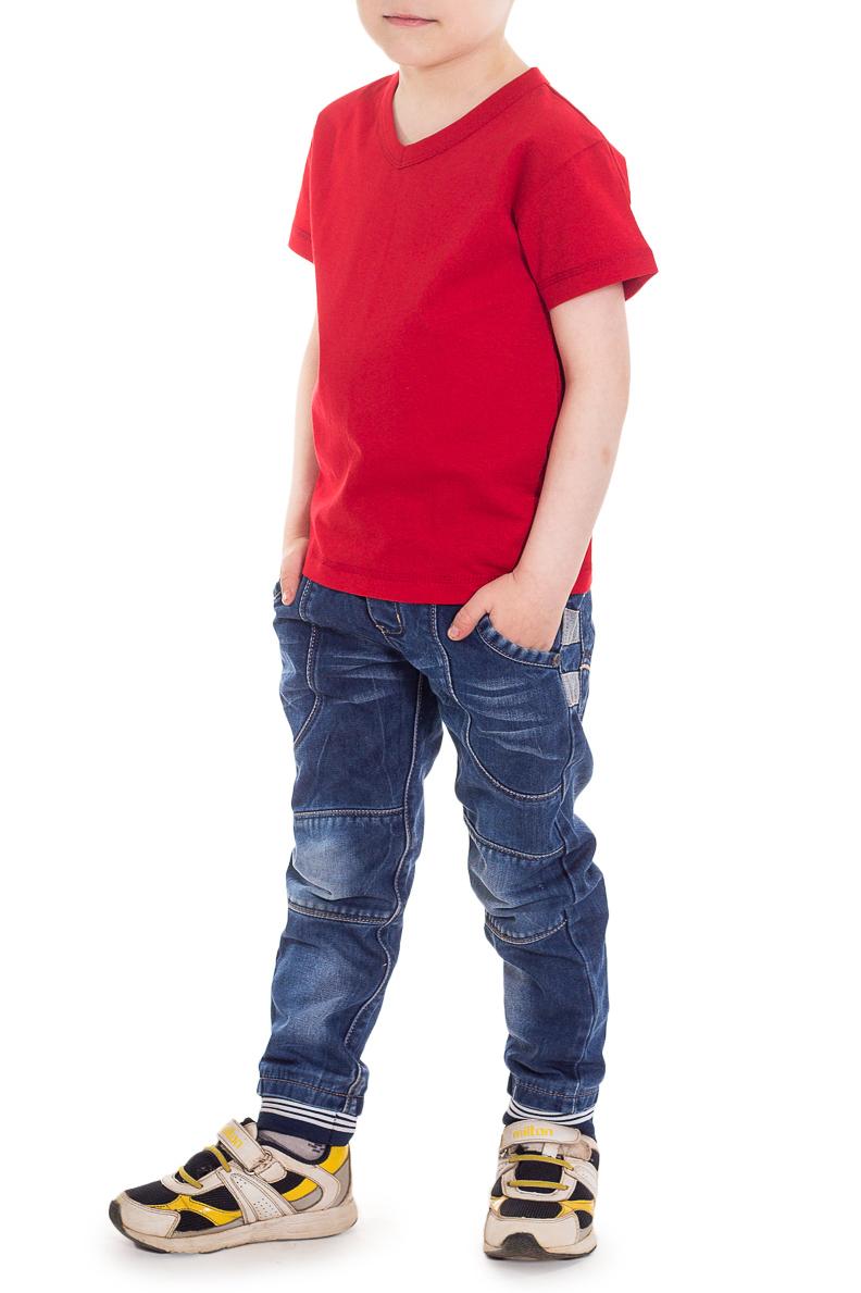 ФутболкаФутболки<br>Хлопковая футболка для мальчика  Цвет: красный  Размер 74 соответствует росту 70-73 см Размер 80 соответствует росту 74-80 см Размер 86 соответствует росту 81-86 см Размер 92 соответствует росту 87-92 см Размер 98 соответствует росту 93-98 см Размер 104 соответствует росту 98-104 см Размер 110 соответствует росту 105-110 см Размер 116 соответствует росту 111-116 см Размер 122 соответствует росту 117-122 см Размер 128 соответствует росту 123-128 см Размер 134 соответствует росту 129-134 см Размер 140 соответствует росту 135-140 см Размер 146 соответствует росту 141-146 см Размер 152 соответствует росту 147-152 см Размер 158 соответствует росту 153-158 см Размер 164 соответствует росту 159-164 см<br><br>Горловина: V- горловина<br>По возрасту: Дошкольные ( от 3 до 7 лет)<br>По материалу: Хлопковые<br>По образу: Повседневные,Спорт,Уличные<br>По рисунку: Однотонные<br>По сезону: Весна,Зима,Лето,Осень,Всесезон<br>По силуэту: Полуприталенные<br>По стилю: Повседневные<br>Рукав: Короткий рукав<br>Размер : 110<br>Материал: Хлопок<br>Количество в наличии: 2