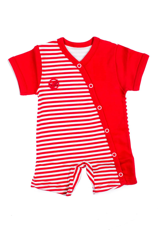 КомбинезонКомбинезончики<br>Хлопковый комбинезончик для ребенка.В изделии использованы цвета: красный и др.Размер соответствует росту ребенка.<br><br>Горловина: С- горловина<br>Рукав: Короткий рукав<br>Возраст: Ясельные ( от 1 до 3 лет)<br>Материал: Трикотажные,Хлопковые<br>Рисунок: В полоску,С принтом (печатью),Цветные<br>Сезон: Весна,Всесезон,Зима,Лето,Осень<br>Силуэт: Полуприталенные<br>Образ: Повседневные<br>Размер : 62,68,74,80<br>Материал: Хлопок<br>Количество в наличии: 4