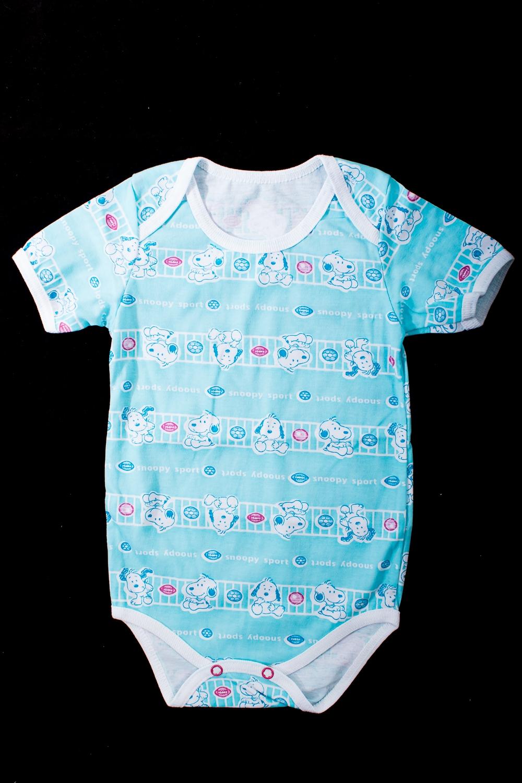 БодиКофточки<br>Хлопковое боди для новорожденного  В изделии использованы цвета: голубой и др.  Размер соответствует росту ребенка.<br><br>По сезону: Всесезон<br>Размер : 68<br>Материал: Хлопок<br>Количество в наличии: 1