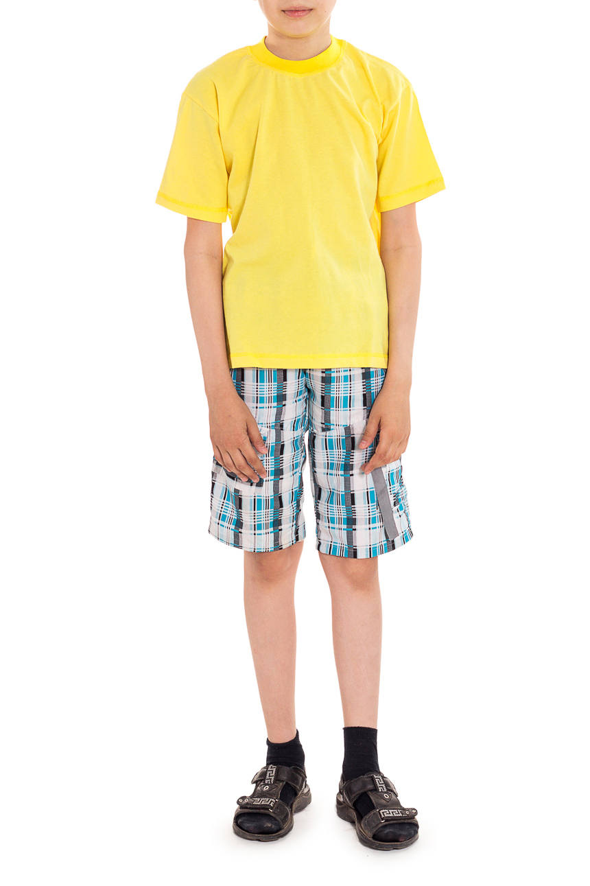 ФутболкаФутболки<br>Хлопковая футболка для мальчика  Цвет: желтый  Размер 74 соответствует росту 70-73 см Размер 80 соответствует росту 74-80 см Размер 86 соответствует росту 81-86 см Размер 92 соответствует росту 87-92 см Размер 98 соответствует росту 93-98 см Размер 104 соответствует росту 98-104 см Размер 110 соответствует росту 105-110 см Размер 116 соответствует росту 111-116 см Размер 122 соответствует росту 117-122 см Размер 128 соответствует росту 123-128 см Размер 134 соответствует росту 129-134 см Размер 140 соответствует росту 135-140 см Размер 146 соответствует росту 141-146 см Размер 152 соответствует росту 147-152 см Размер 158 соответствует росту 153-158 см Размер 164 соответствует росту 159-164 см<br><br>Горловина: С- горловина<br>По возрасту: Школьные ( от 7 до 13 лет)<br>По материалу: Хлопковые<br>По образу: Повседневные<br>По рисунку: Однотонные<br>По сезону: Весна,Зима,Лето,Осень,Всесезон<br>По силуэту: Свободные<br>Рукав: Короткий рукав<br>Размер : 134,146<br>Материал: Хлопок<br>Количество в наличии: 5