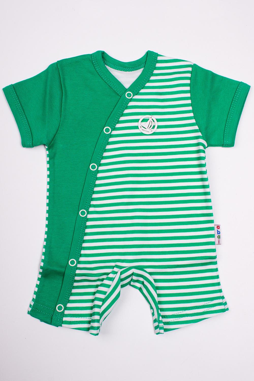 КомбинезонКомбинезончики<br>Хлопковый комбинезончик для ребенка.В изделии использованы цвета: зеленый и др.Размер соответствует росту ребенка.<br><br>Горловина: С- горловина<br>Рукав: Короткий рукав<br>Возраст: Ясельные ( от 1 до 3 лет)<br>Материал: Трикотажные,Хлопковые<br>Образ: Повседневные<br>Рисунок: В полоску,С принтом (печатью),Цветные<br>Сезон: Весна,Всесезон,Зима,Лето,Осень<br>Силуэт: Полуприталенные<br>Стиль: Повседневные<br>Размер : 62,68,74,80<br>Материал: Хлопок<br>Количество в наличии: 4