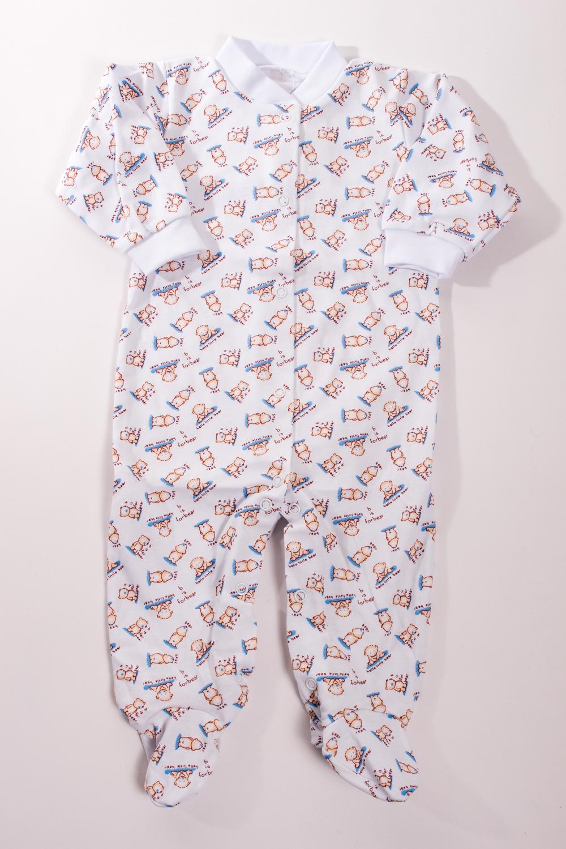КомбинезонКомбинезончики<br>Хлопковый комбинезон для новорожденного  Цвет: белый, бежевый, голубой  Размер соответствует росту ребенка<br><br>Размер : 68,74<br>Материал: Хлопок<br>Количество в наличии: 8