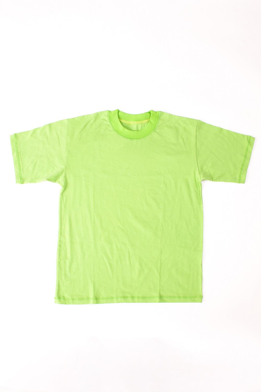 Футболка комплект одежды looklie салатовый 122 128 размер