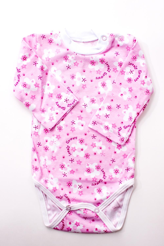 БодиКофточки<br>Хлопковое боди для новорожденного  В изделии использованы цвета: розовый, белый  Размер соответствует росту ребенка.<br><br>По сезону: Всесезон<br>Размер : 62,68,74,86<br>Материал: Хлопок<br>Количество в наличии: 7