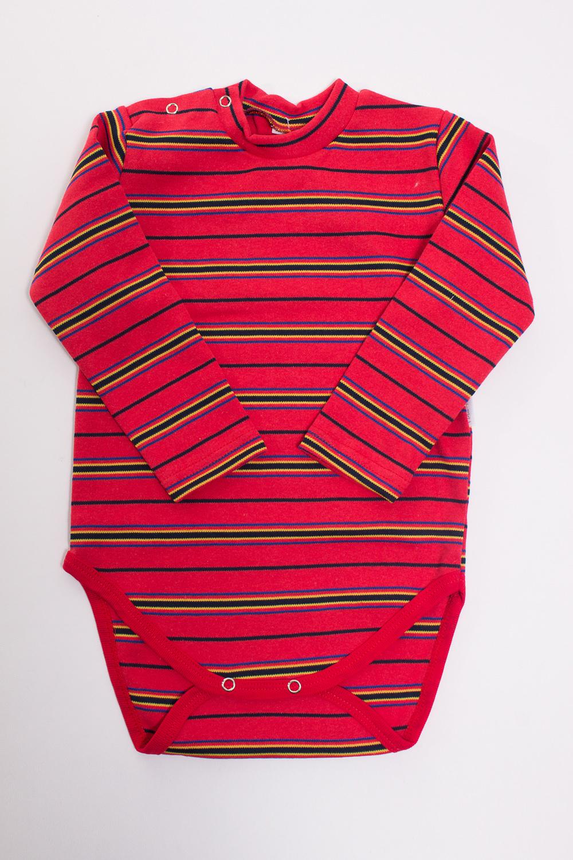 БодиКофточки<br>Хлопковое боди для новорожденного  Цвет: красный, желтый, черный  Размер соответствует росту ребенка<br><br>Размер : 74<br>Материал: Хлопок<br>Количество в наличии: 1