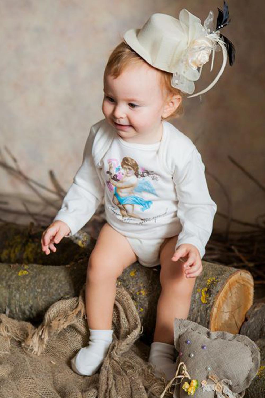 Боди боди для новорожденных лапушка стиляга цвет синий ст002и размер 36 56