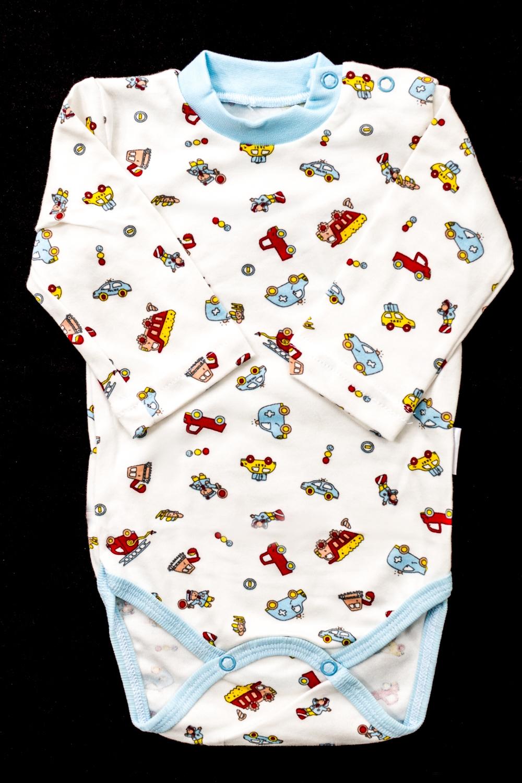 БодиКофточки<br>Хлопковое боди для новорожденного  В изделии использованы цвета: белый и др.  Размер соответствует росту ребенка.<br><br>По сезону: Всесезон<br>Размер : 62,68,74,86<br>Материал: Хлопок<br>Количество в наличии: 16