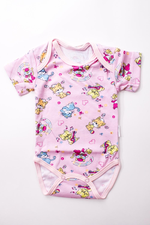 БодиКофточки<br>Хлопковое боди для новорожденного  В изделии использованы цвета: розовый и др.  Размер соответствует росту ребенка.<br><br>По сезону: Всесезон<br>Размер : 56,62<br>Материал: Хлопок<br>Количество в наличии: 3