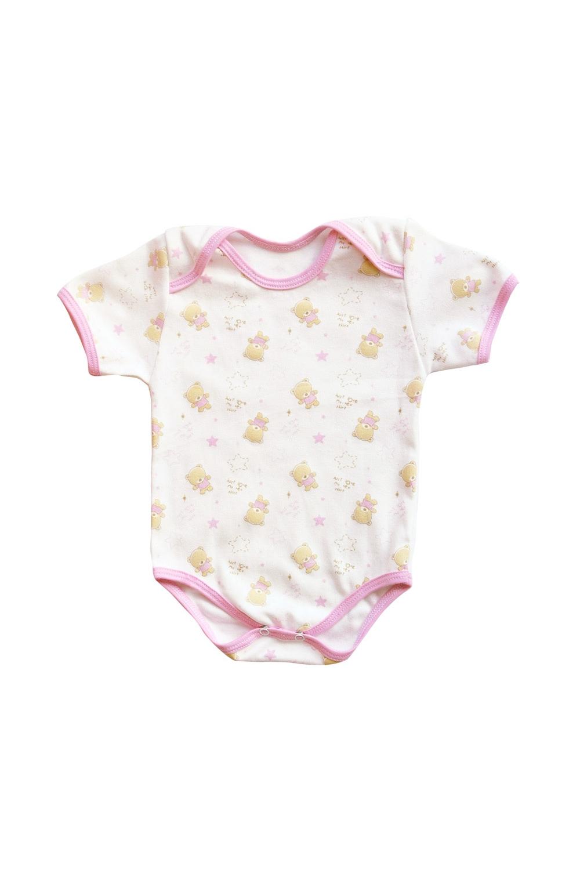 БодиКофточки<br>Хлопковое боди для новорожденного  Цвет: белый, розовый и др.  Размер соответствует росту ребенка.<br><br>По сезону: Всесезон<br>Размер : 68<br>Материал: Трикотаж<br>Количество в наличии: 2