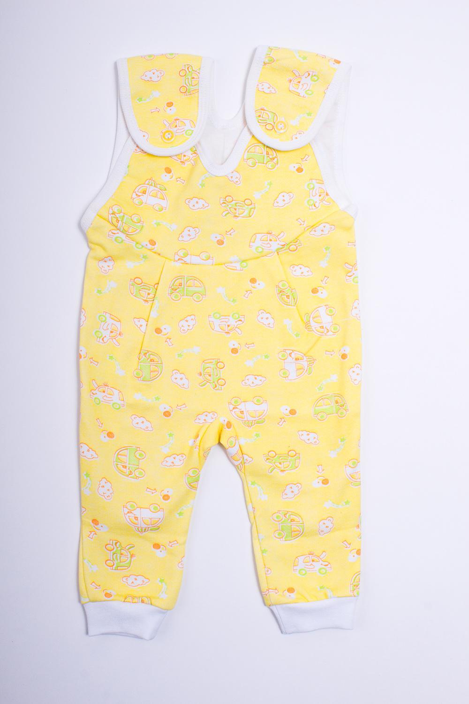 ПолзункиПолзунки<br>Хлопковые ползунки для новорожденного.  Цвет: желтый, мультицвет  Размер соответствует росту ребенка<br><br>По сезону: Всесезон<br>Размер : 56<br>Материал: Хлопок<br>Количество в наличии: 1