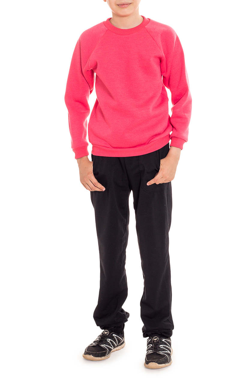 ДжемперДжемперы<br>Удобный джемпер для мальчика  Цвет: розовый  Размер 74 соответствует росту 70-73 см Размер 80 соответствует росту 74-80 см Размер 86 соответствует росту 81-86 см Размер 92 соответствует росту 87-92 см Размер 98 соответствует росту 93-98 см Размер 104 соответствует росту 98-104 см Размер 110 соответствует росту 105-110 см Размер 116 соответствует росту 111-116 см Размер 122 соответствует росту 117-122 см Размер 128 соответствует росту 123-128 см Размер 134 соответствует росту 129-134 см Размер 140 соответствует росту 135-140 см Размер 146 соответствует росту 141-146 см Размер 152 соответствует росту 147-152 см<br><br>Горловина: С- горловина<br>По возрасту: Дошкольные ( от 3 до 7 лет),Школьные ( от 7 до 13 лет)<br>По образу: Повседневные<br>По рисунку: Однотонные<br>По сезону: Зима,Осень,Весна<br>По стилю: Повседневные<br>Рукав: Длинный рукав<br>По материалу: Трикотаж,Хлопок<br>Размер : 134,98<br>Материал: Трикотаж<br>Количество в наличии: 2