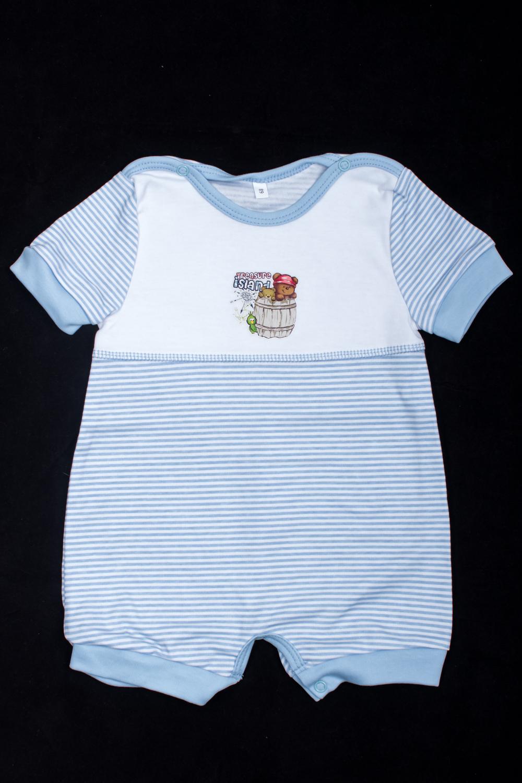КомбинезонКомбинезончики<br>Хлопковый комбинезон для новорожденного  Цвет: голубой, белый и др.  Размер соответствует росту ребенка<br><br>По сезону: Лето<br>Размер : 68<br>Материал: Трикотаж<br>Количество в наличии: 4