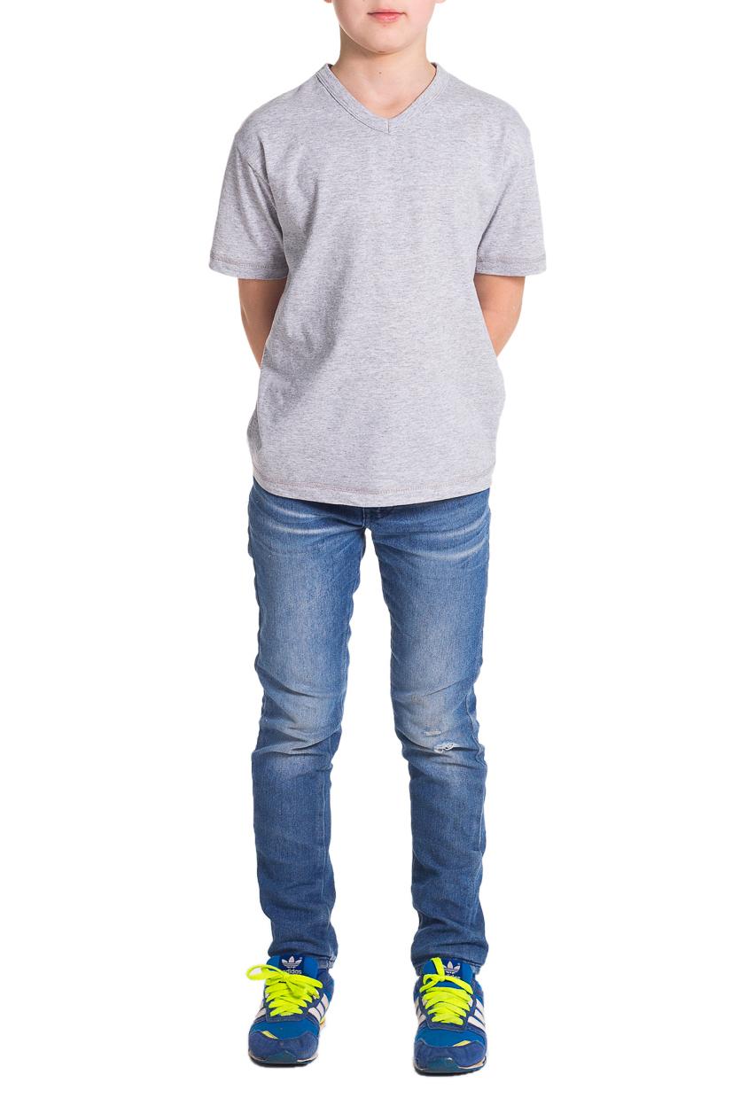 ФутболкаФутболки<br>Хлопковая футболка для мальчика  Цвет: серый  Размер 74 соответствует росту 70-73 см Размер 80 соответствует росту 74-80 см Размер 86 соответствует росту 81-86 см Размер 92 соответствует росту 87-92 см Размер 98 соответствует росту 93-98 см Размер 104 соответствует росту 98-104 см Размер 110 соответствует росту 105-110 см Размер 116 соответствует росту 111-116 см Размер 122 соответствует росту 117-122 см Размер 128 соответствует росту 123-128 см Размер 134 соответствует росту 129-134 см Размер 140 соответствует росту 135-140 см Размер 146 соответствует росту 141-146 см Размер 152 соответствует росту 147-152 см Размер 158 соответствует росту 153-158 см Размер 164 соответствует росту 159-164 см<br><br>Горловина: V- горловина<br>По возрасту: Школьные ( от 7 до 13 лет)<br>По материалу: Хлопковые<br>По образу: Повседневные,Спорт,Уличные<br>По рисунку: Однотонные<br>По сезону: Весна,Зима,Лето,Осень,Всесезон<br>По силуэту: Полуприталенные<br>Рукав: Короткий рукав<br>Размер : 134<br>Материал: Хлопок<br>Количество в наличии: 9