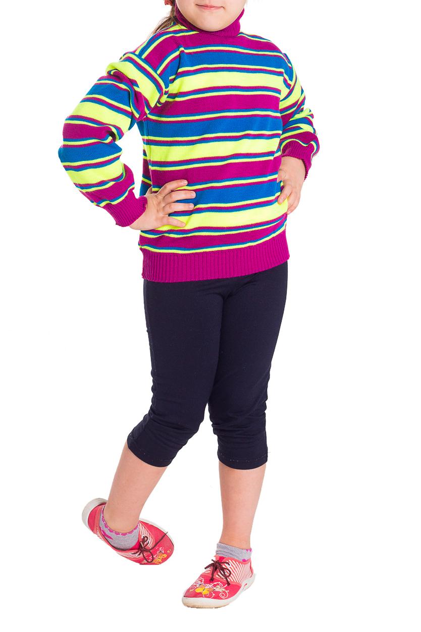 ВодолазкаВодолазки<br>Яркая водолазка для девочки. Приталенная модель. Производятся из высококачественной пряжи, отличающейся износостойкостью и способностью сохранять свой яркий цвет.  Цвет: фиолетовый, салатовый, синий  Размер 74 соответствует росту 70-73 см Размер 80 соответствует росту 74-80 см Размер 86 соответствует росту 81-86 см Размер 92 соответствует росту 87-92 см Размер 98 соответствует росту 93-98 см Размер 104 соответствует росту 98-104 см Размер 110 соответствует росту 105-110 см Размер 116 соответствует росту 111-116 см Размер 122 соответствует росту 117-122 см Размер 128 соответствует росту 123-128 см Размер 134 соответствует росту 129-134 см Размер 140 соответствует росту 135-140 см Размер 146 соответствует росту 141-146 см Размер 152 соответствует росту 147-152 см Размер 158 соответствует росту 153-158 см Размер 164 соответствует росту 159-164 см<br><br>Воротник: Стойка<br>По материалу: Трикотажные<br>По образу: Повседневные<br>По рисунку: В полоску,Цветные<br>По сезону: Зима<br>По силуэту: Полуприталенные<br>Рукав: Длинный рукав<br>По возрасту: Школьные ( от 7 до 13 лет)<br>Размер : 134<br>Материал: Вязаное полотно<br>Количество в наличии: 4