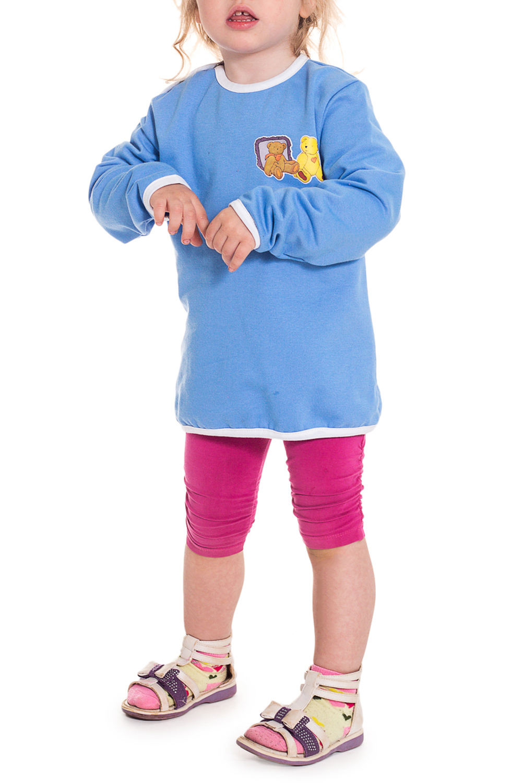 ДжемперДжемперы<br>Хлопковый детский джемпер. Длинные рукава.  Цвет: светло-синий.  Размер соответствует росту ребенка<br><br>Горловина: С- горловина<br>По длине: Удлиненные<br>По материалу: Трикотажные,Хлопковые<br>По образу: Повседневные<br>Рукав: Длинный рукав<br>По сезону: Осень,Весна<br>По возрасту: Ясельные ( от 1 до 3 лет)<br>Размер : 98<br>Материал: Трикотаж<br>Количество в наличии: 5
