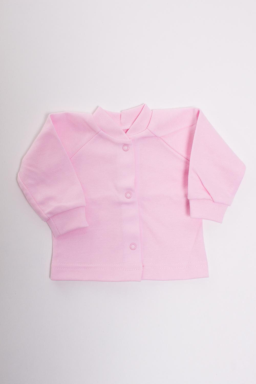 КофточкаКофточки<br>Хлопковая кофточка для новорожденного  Цвет: розовый  Размер соответствует росту ребенка<br><br>По сезону: Всесезон<br>Размер : 56,62<br>Материал: Хлопок<br>Количество в наличии: 1