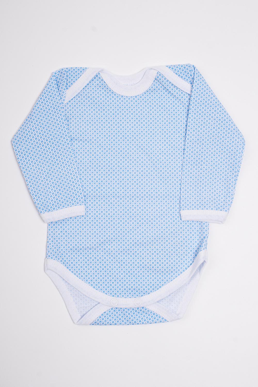 БодиКофточки<br>Хлопковое боди для новорожденного  Цвет: голубой, белый  Размер соответствует росту ребенка.<br><br>По сезону: Всесезон<br>Размер : 62<br>Материал: Хлопок<br>Количество в наличии: 1