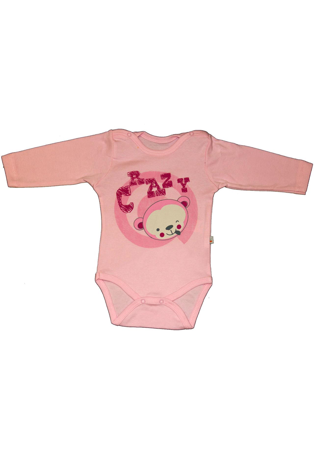 БодиКофточки<br>Хлопковое боди для новорожденного  Цвет: розовый  Размер соответствует росту ребенка.<br><br>Размер : 62,68<br>Материал: Хлопок<br>Количество в наличии: 2
