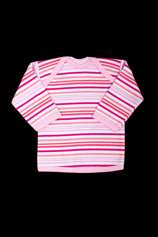 ФуфайкаКофточки<br>Хлопковая кофточка для новорожденного.  В изделии использованы цвета: белый, розовый.  Размер соответствует росту ребенка<br><br>Горловина: С- горловина<br>По возрасту: Ясельные ( от 1 до 3 лет)<br>По материалу: Хлопковые<br>По образу: Повседневные<br>По рисунку: В полоску,Цветные<br>По сезону: Весна,Зима,Лето,Осень,Всесезон<br>По силуэту: Полуприталенные<br>По элементам: Без воротника<br>Рукав: Длинный рукав<br>Размер : 56,62,68<br>Материал: Хлопок<br>Количество в наличии: 3