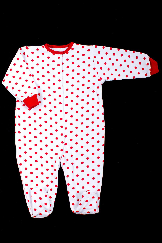 КомбинезонКомбинезончики<br>Хлопковый комбинезон для ребенка.  В изделии использованы цвета: белый, красный  Размер соответствует росту ребенка.<br><br>По сезону: Осень,Весна<br>Размер : 74<br>Материал: Хлопок<br>Количество в наличии: 1