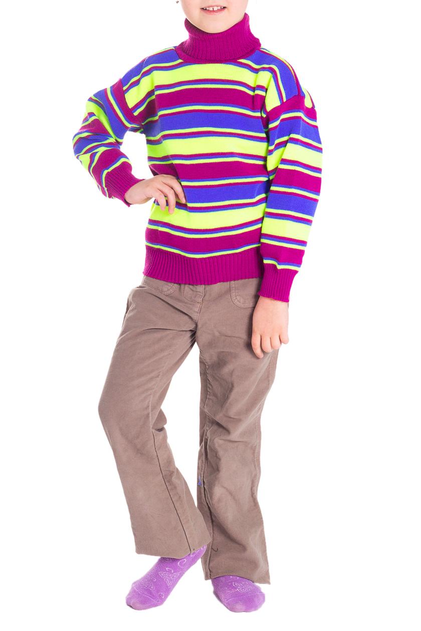 ВодолазкаВодолазки<br>Яркая водолазка для девочки. Приталенная модель. Производятся из высококачественной пряжи, отличающейся износостойкостью и способностью сохранять свой яркий цвет.  Цвет: фиолетовый, салатовый, лавандовый  Размер 74 соответствует росту 70-73 см Размер 80 соответствует росту 74-80 см Размер 86 соответствует росту 81-86 см Размер 92 соответствует росту 87-92 см Размер 98 соответствует росту 93-98 см Размер 104 соответствует росту 98-104 см Размер 110 соответствует росту 105-110 см Размер 116 соответствует росту 111-116 см Размер 122 соответствует росту 117-122 см Размер 128 соответствует росту 123-128 см Размер 134 соответствует росту 129-134 см Размер 140 соответствует росту 135-140 см Размер 146 соответствует росту 141-146 см Размер 152 соответствует росту 147-152 см Размер 158 соответствует росту 153-158 см Размер 164 соответствует росту 159-164 см<br><br>Воротник: Стойка<br>По возрасту: Дошкольные ( от 3 до 7 лет),Школьные ( от 7 до 13 лет)<br>По материалу: Трикотажные<br>По образу: Повседневные<br>По рисунку: В полоску,Цветные<br>По сезону: Зима<br>По силуэту: Полуприталенные<br>Рукав: Длинный рукав<br>Размер : 122,128<br>Материал: Вязаное полотно<br>Количество в наличии: 7