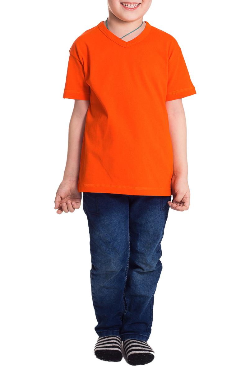 ФутболкаФутболки<br>Хлопковая футболка для мальчика  Цвет: оранжевый  Размер 74 соответствует росту 70-73 см Размер 80 соответствует росту 74-80 см Размер 86 соответствует росту 81-86 см Размер 92 соответствует росту 87-92 см Размер 98 соответствует росту 93-98 см Размер 104 соответствует росту 98-104 см Размер 110 соответствует росту 105-110 см Размер 116 соответствует росту 111-116 см Размер 122 соответствует росту 117-122 см Размер 128 соответствует росту 123-128 см Размер 134 соответствует росту 129-134 см Размер 140 соответствует росту 135-140 см Размер 146 соответствует росту 141-146 см Размер 152 соответствует росту 147-152 см Размер 158 соответствует росту 153-158 см Размер 164 соответствует росту 159-164 см<br><br>Горловина: V- горловина<br>По возрасту: Дошкольные ( от 3 до 7 лет),Ясельные ( от 1 до 3 лет)<br>По материалу: Хлопковые<br>По образу: Повседневные,Спорт,Уличные<br>По рисунку: Однотонные<br>По сезону: Весна,Зима,Лето,Осень,Всесезон<br>По силуэту: Полуприталенные<br>Рукав: Короткий рукав<br>Размер : 104,116<br>Материал: Хлопок<br>Количество в наличии: 2