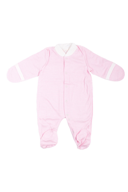 КомбинезонКомбинезончики<br>Хлопковый комбинезон для новорожденного.  В изделии использованы цвета: розовый, белый  Размер соответствует росту ребенка.<br><br>По сезону: Всесезон<br>Размер : 56<br>Материал: Хлопок<br>Количество в наличии: 1
