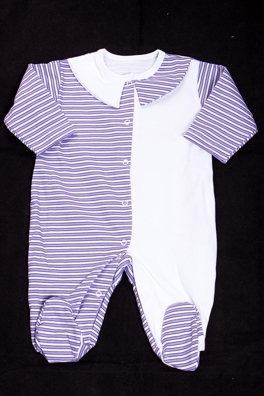 КомбинезонКомбинезончики<br>Хлопковый комбинезон для ребенка.  В изделии использованы цвета: белый, фиолетовый  Размер соответствует росту ребенка.<br><br>По сезону: Осень,Весна<br>Размер : 62,74<br>Материал: Хлопок<br>Количество в наличии: 2