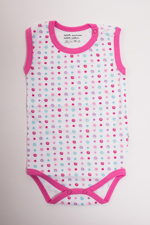 БодиКофточки<br>Хлопковое боди для новорожденного  Цвет: белый, розовый, голубой  Размер соответствует росту ребенка.<br><br>Размер : 62<br>Материал: Хлопок<br>Количество в наличии: 1