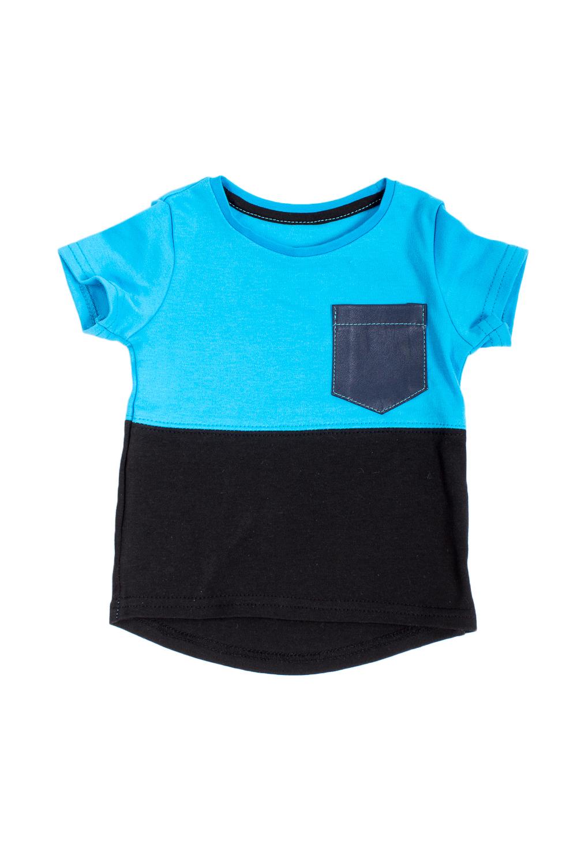 ФутболкаФутболки<br>Трикотажная футболка для мальчика.В изделии использованы цвета: голубой, черный.Размер 74 соответствует росту 70-73 смРазмер 80 соответствует росту 74-80 смРазмер 86 соответствует росту 81-86 смРазмер 92 соответствует росту 87-92 смРазмер 98 соответствует росту 93-98 смРазмер 104 соответствует росту 98-104 смРазмер 110 соответствует росту 105-110 смРазмер 116 соответствует росту 111-116 смРазмер 122 соответствует росту 117-122 смРазмер 128 соответствует росту 123-128 смРазмер 134 соответствует росту 129-134 смРазмер 140 соответствует росту 135-140 см<br><br>Горловина: С- горловина<br>Рукав: Короткий рукав<br>Возраст: Ясельные ( от 1 до 3 лет),Дошкольные ( от 3 до 7 лет)<br>Материал: Трикотажные,Хлопковые<br>Образ: Повседневные<br>Рисунок: Цветные<br>Сезон: Весна,Всесезон,Зима,Лето,Осень<br>Силуэт: Полуприталенные<br>Стиль: Повседневные<br>Элементы: С карманами<br>Размер : 110,116,122,80,86,92,98<br>Материал: Трикотаж<br>Количество в наличии: 11