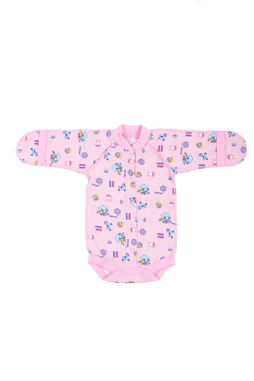 БодиКофточки<br>Хлопковое боди для новорожденного.  В изделии использованы цвета: розовый и др.  Размер соответствует росту ребенка.<br><br>По сезону: Всесезон<br>Размер : 56,62<br>Материал: Хлопок<br>Количество в наличии: 2