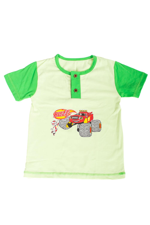 Джемпер комплект одежды looklie салатовый 122 128 размер