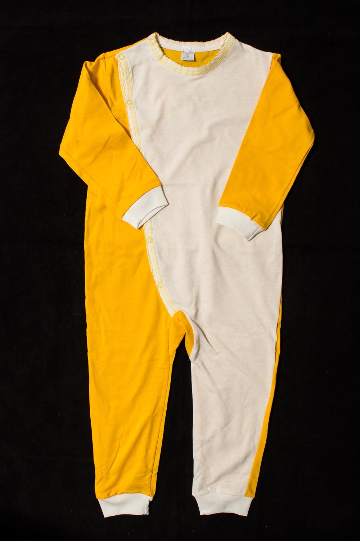 КомбинезонКомбинезоны<br>Хлопковый комбинезон для ребенка  Цвет: желтый, молочный  Размер соответствует росту ребенка<br><br>Горловина: С- горловина<br>По материалу: Хлопковые<br>По образу: Повседневные<br>По сезону: Весна,Зима,Лето,Осень,Всесезон<br>По силуэту: Полуприталенные<br>По возрасту: Ясельные ( от 1 до 3 лет)<br>По рисунку: Цветные<br>Размер : 74,80,86<br>Материал: Хлопок<br>Количество в наличии: 2