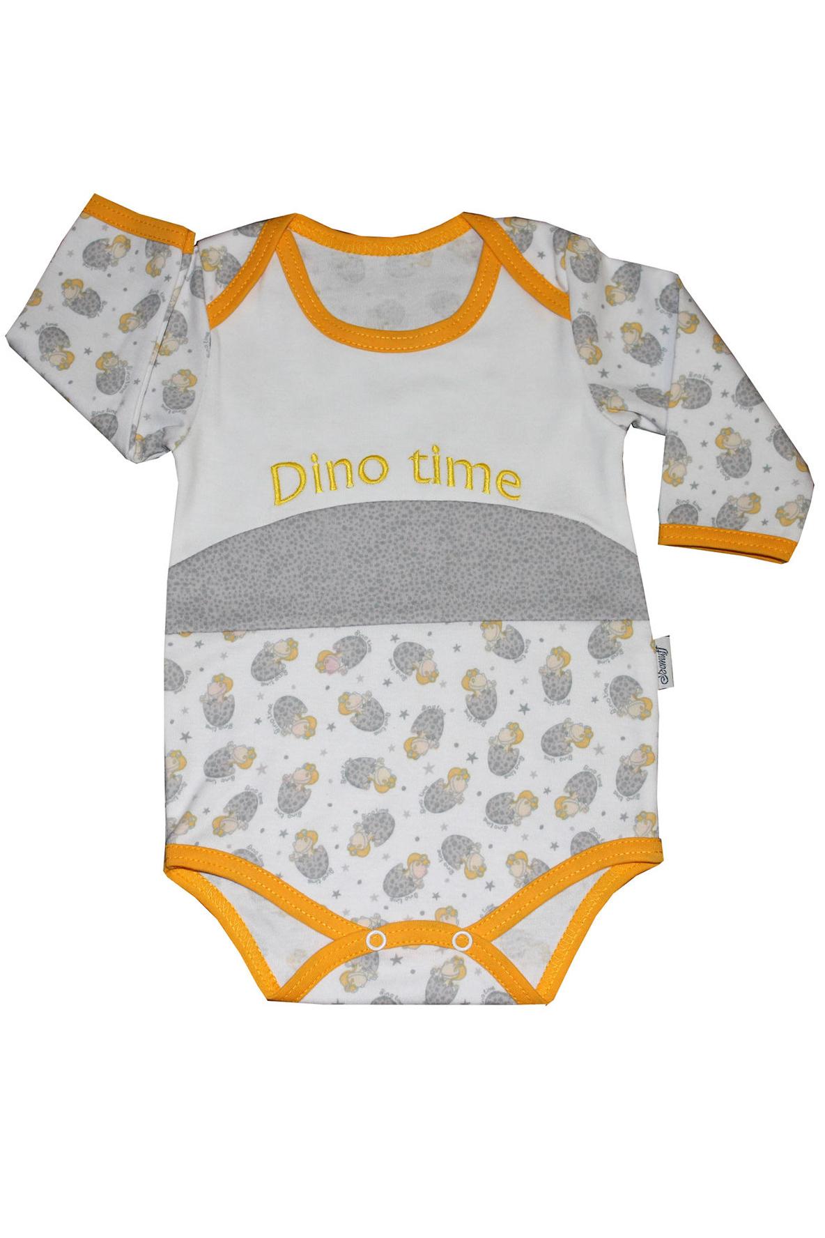 БодиКофточки<br>Хлопковое боди для новорожденного  Цвет: белый, серый, желтый  Размер соответствует росту ребенка.<br><br>По сезону: Всесезон<br>Размер : 62<br>Материал: Хлопок<br>Количество в наличии: 3