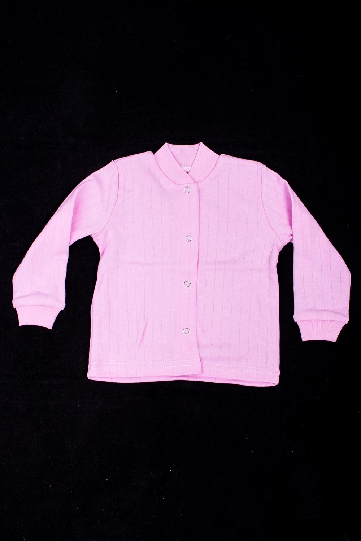 КофточкаКофточки<br>Хлопковая кофточка для ребенка.  В изделии использованы цвета: розовый  Размер соответствует росту ребенка<br><br>По сезону: Всесезон<br>Размер : 62<br>Материал: Трикотаж<br>Количество в наличии: 1