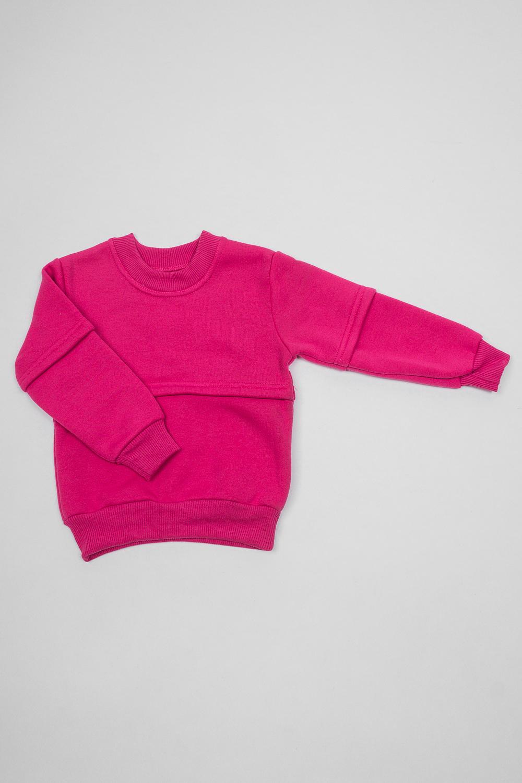Джемпер джемпер looklie розовый 110 116 размер