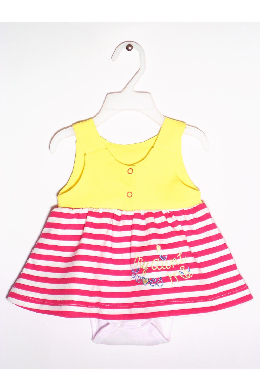 БодиКофточки<br>Хлопковое боди для новорожденного  В изделии использованы цвета: желтый, малиновый и др.  Размер соответствует росту ребенка.<br><br>По сезону: Всесезон<br>Размер : 68,74,80<br>Материал: Хлопок<br>Количество в наличии: 3