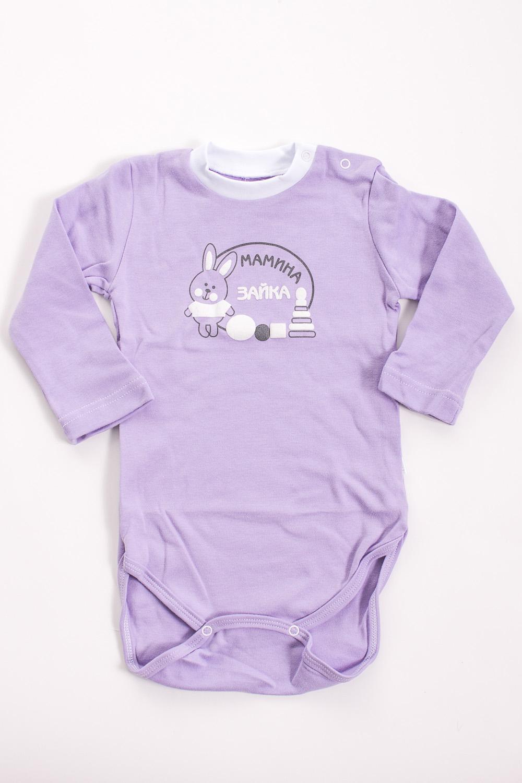 БодиКофточки<br>Хлопковое боди для новорожденного  Цвет: сиреневый, белый  Размер соответствует росту ребенка<br><br>Размер : 62,68,86<br>Материал: Хлопок<br>Количество в наличии: 6