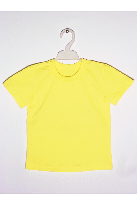 ФуфайкаФутболки<br>Хлопковая футболка для мальчика  В изделии использованы цвета: желтый  Размер 74 соответствует росту 70-73 см Размер 80 соответствует росту 74-80 см Размер 86 соответствует росту 81-86 см Размер 92 соответствует росту 87-92 см Размер 98 соответствует росту 93-98 см Размер 104 соответствует росту 98-104 см Размер 110 соответствует росту 105-110 см Размер 116 соответствует росту 111-116 см Размер 122 соответствует росту 117-122 см Размер 128 соответствует росту 123-128 см Размер 134 соответствует росту 129-134 см Размер 140 соответствует росту 135-140 см Размер 146 соответствует росту 141-146 см<br><br>Горловина: С- горловина<br>По возрасту: Дошкольные ( от 3 до 7 лет)<br>По материалу: Трикотажные,Хлопковые<br>По образу: Повседневные,Спорт,Уличные<br>По рисунку: Однотонные,Цветные<br>По сезону: Весна,Зима,Лето,Осень,Всесезон<br>По силуэту: Полуприталенные<br>По стилю: Повседневные<br>Рукав: Короткий рукав<br>Размер : 98<br>Материал: Трикотаж<br>Количество в наличии: 2