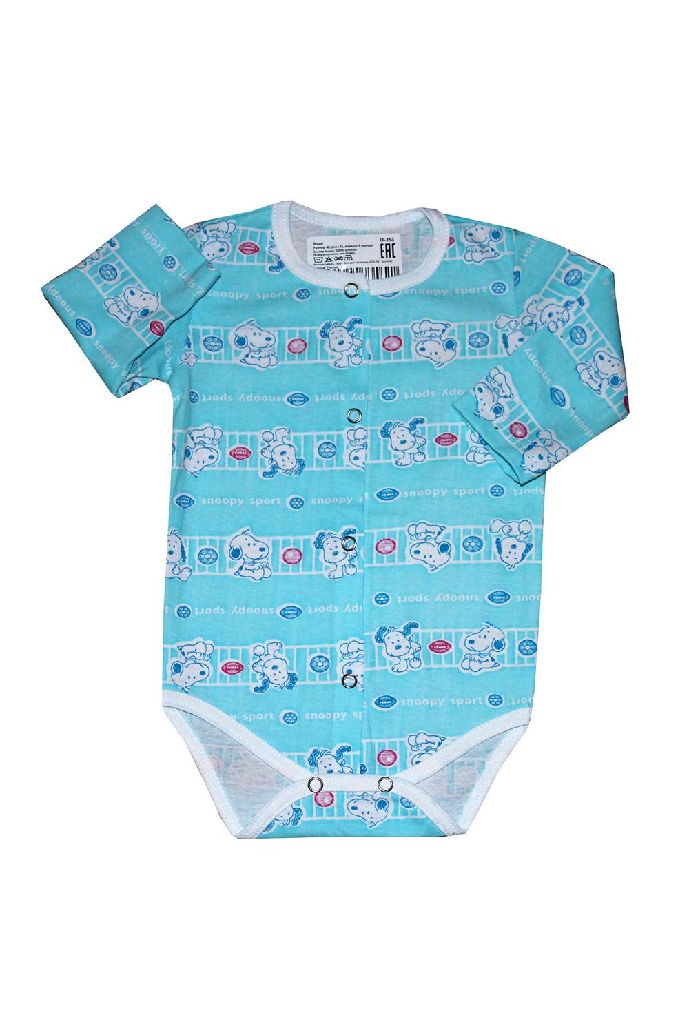 БодиКофточки<br>Хлопковое боди для новорожденного  В изделии использованы цвета: бирюзовый и др.  Размер соответствует росту ребенка.<br><br>По сезону: Всесезон<br>Размер : 62,68,74<br>Материал: Хлопок<br>Количество в наличии: 3