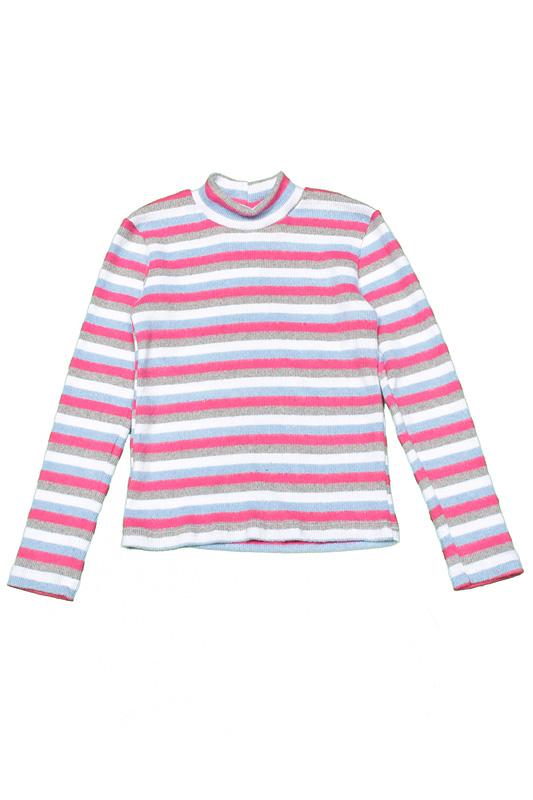 ВодолазкаВодолазки<br>Детская водолазка с длинными рукавами.Цвет: серый, голубой, розовый, белый.Размер 122 соответствует росту 117-122 смРазмер 146 соответствует росту 141-146 см<br><br>Воротник: Стойка<br>Рукав: Длинный рукав<br>Возраст: Дошкольные ( от 3 до 7 лет),Школьные ( от 7 до 13 лет)<br>Материал: Трикотажные,Хлопковые<br>Образ: Повседневные,Уличные<br>Рисунок: В полоску,Цветные<br>Сезон: Весна,Всесезон,Зима,Осень<br>Размер : 134<br>Материал: Хлопок<br>Количество в наличии: 1