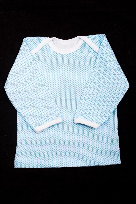 КофточкаКофточки<br>Хлопковая кофточка для новорожденного  Цвет: голубой, белый  Размер соответствует росту ребенка<br><br>По сезону: Всесезон<br>Размер : 80,86<br>Материал: Хлопок<br>Количество в наличии: 3