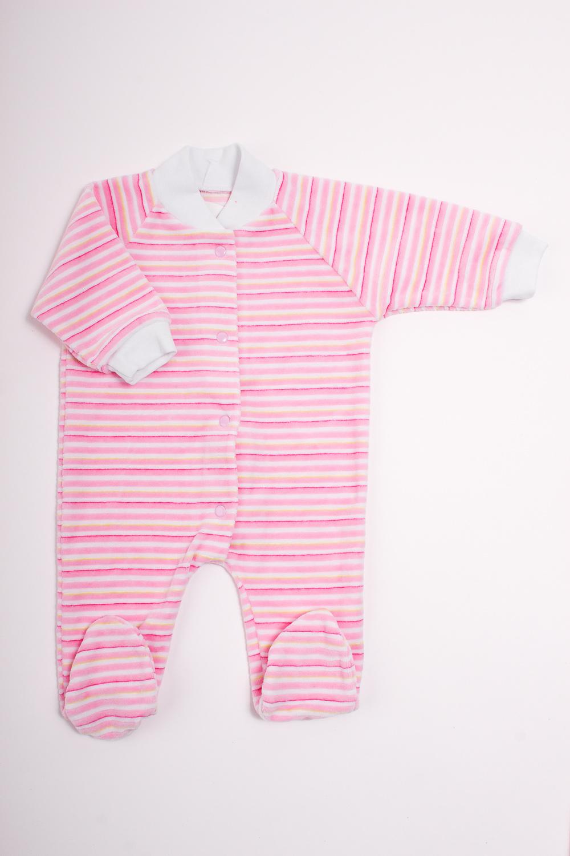 КомбинезонКомбинезончики<br>Хлопковый комбинезончик для новорожденного.   Цвет: розовый, белый  Размер соответствует росту ребенка<br><br>По сезону: Всесезон<br>Размер: 56<br>Материал: 100% хлопок<br>Количество в наличии: 1