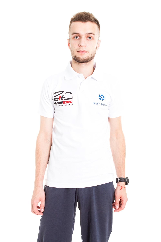 ПолоФутболки<br>Хлопковая мужская футболка поло с короткими рукавами.  Цвет: белый и др.  Ростовка изделия 182 см.<br><br>По сезону: Всесезон<br>Размер : 44,46,48,50<br>Материал: Хлопок<br>Количество в наличии: 24