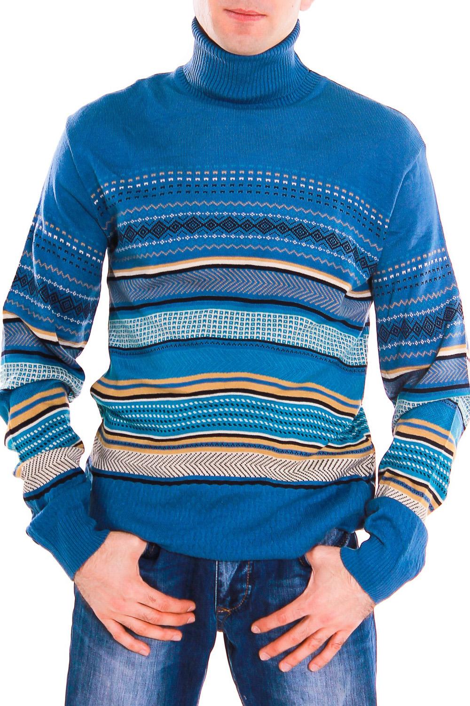 СвитерСвитеры<br>Теплый мужской свитер.<br><br>Размер : 44<br>Материал: Вязаное полотно<br>Количество в наличии: 1