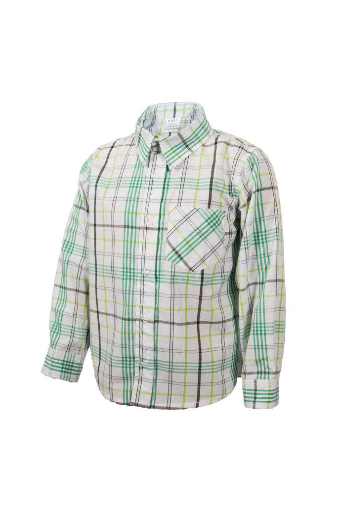 РубашкаРубашки<br>Классическая рубашка в клетку. Модель выполнена из хлопкового материала. Отличный выбор для повседневного гардероба.Рубашка входит в стиль Family Look, проще говоря, это одинаковая одежда для всех членов семьи. Одинаковая одежда для папы и сына поможет сыновьям примерить взрослый папин образ, а папам, наоборот, окунуться в детство. Для просмотра рубашки для сына введите арт. DGD(5)-GRA в строку поиска.В изделии использованы цвета: белый и др.<br><br>Сезон: Всесезон,Весна,Зима,Лето,Осень<br>Воротник: Рубашечный,Стояче-отложной<br>Застежка: С кнопками<br>Материал: Хлопок<br>Рисунок: В клетку,Цветные<br>Рукав: Длинный рукав<br>Стиль: Винтаж,Кэжуал,Молодежный стиль,Повседневный стиль<br>Элементы: С воротником,С карманами,С манжетами<br>Размер : 46-48,48-50,50-52,52-54<br>Материал: Хлопок<br>Количество в наличии: 4