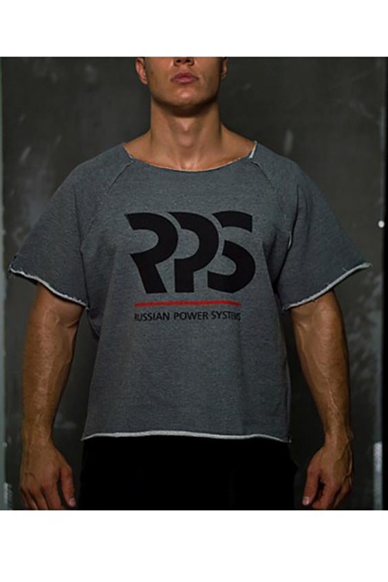 ФутболкаФутболки<br>Мужская футболка отлично подойдет для занятий спортом и тяжелой атлетикой:  - Свободный крой не сковывает движений; - Плоские швы предотвращают натирание; - 100% хлопок даст вашему телу дышать и будет приятен ему; - И конечно же патриотический принт   Цвет: серый<br><br>По сезону: Всесезон<br>Размер : 48,50<br>Материал: Хлопок<br>Количество в наличии: 3