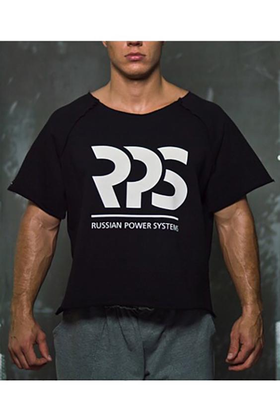 ФутболкаФутболки<br>Мужская футболка отлично подойдет для занятий спортом и тяжелой атлетикой:  - Свободный крой не сковывает движений; - Плоские швы предотвращают натирание; - 100% хлопок даст вашему телу дышать и будет приятен ему; - И конечно же патриотический принт   Цвет: черный<br><br>По сезону: Всесезон<br>Размер : 48,50,54,56<br>Материал: Хлопок<br>Количество в наличии: 5