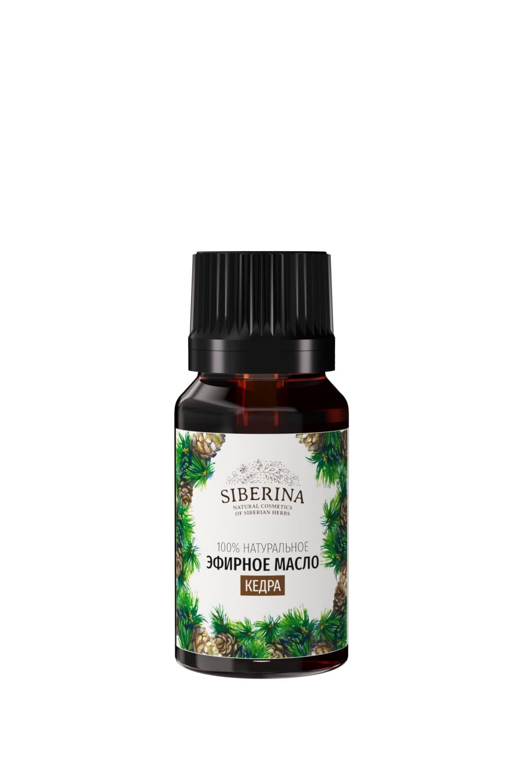 Эфирное масло кедраЭфирные масла<br>Эфирное масло кедра  Аромат:  Атласский: с бальзамическим запахом, стойким, с древесными нотами.  Состав: 100% натуральное эфирное масло кедра атласского.  Обладает прекрасным антисептическим, противовоспалительным и отхаркивающим действием, применяется при бронхитах, катаре верхних дыхательных путей, пневмонии и трахеите.   Масло кедра используется при воспалениях мочевого пузыря, эффективно при циститах, уретрите, вагините. Устраняет застойные явления в органах пищеварения, улучшает аппетит и секреторно-моторную функцию желудочно-кишечного тракта.   Кедровое масло незаменимо при таких недугах как экзема, псориаз, угревая сыпь, жирная кожа, помимо этого масло кедра с успехом применяется при склонности к облысению, оно укрепляет волосяную луковицу, способствует росту волос, предотвращает образование перхоти.  Воздействуя непосредственно на центральную нервную систему, масло кедра восстанавливает душевное равновесие, снимает усталость, невралгию, стресс, повышает настроение и способствует улучшению мыслительных способностей.  Применение: 1.При гипотонии его по 1 капле 2 раза в день принимают внутрь, смешивая с мёдом, вареньем, сиропом; можно даже капать масло на таблетку активированного угля. 2.При миозите, воспалении седалищного нерва, радикулитах, плекситах - поражениях нервных сплетений, эфирное масло кедра в смеси с базовым втирают в больные места после прогревания или горячей ванны. Боли отступают через 10-15 процедур. 3.При головных болях различного происхождения (простуде, переутомлении, мигрени и т.д.) помогают такие компрессы: в широкую фарфоровую чашку наливают немного тёплой воды и добавляют масло - 4-6 капель - перемешивать не надо. Небольшую марлевую или хлопчатобумажную салфетку кладут в эту воду, и ждут около 3-х минут - масло должно впитаться. Потом салфетку надо отжать, приложить ко лбу и полежать, пока компресс не остынет полностью. 4.Ингаляции при гриппе, простуде и кашле: в миску налить кипяток, добавить 3-6 кап
